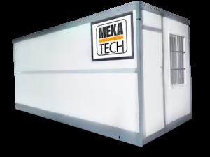 estructura móvil mekatech